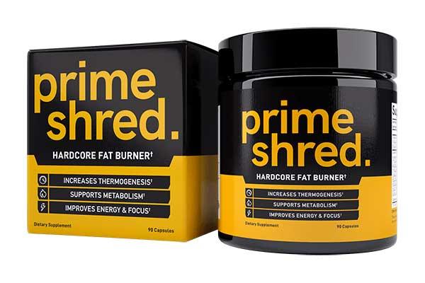 prime shred Deutschland